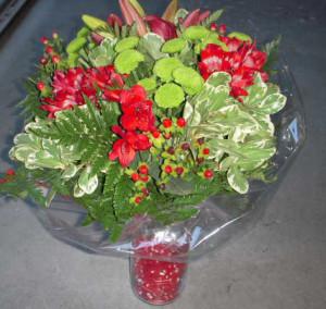 ramos de flores 50 euros mas iva