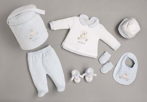 canastilla bebé regalos recién nacido